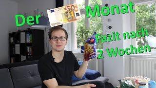 50€ pro Monat für Lebensmittel - Fazit nach 2 Wochen - Studentenleben -  Günstig einkaufen