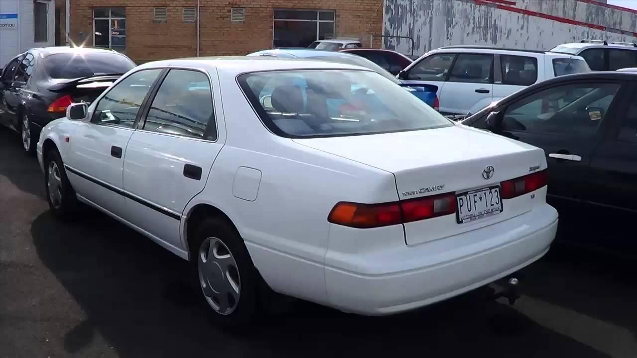 1999 camry v6