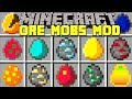 Minecraft ORE MONSTERS MOD l SPAWN ORE ANIMALS, MOBS, BOSSES & MORE! l Modded Mini-Game