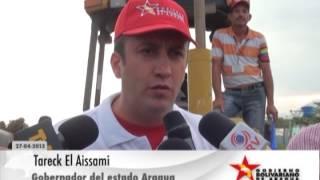 SANEAMIENTO FUNDOCOROPO, MUNICIPIO FRANCISCO LINARES ALCANTARA, EDO ARAGUA