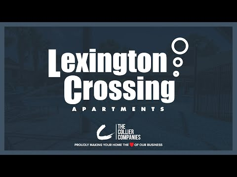 Lexington Crossing Apartments In Gainesville, FL - Tour