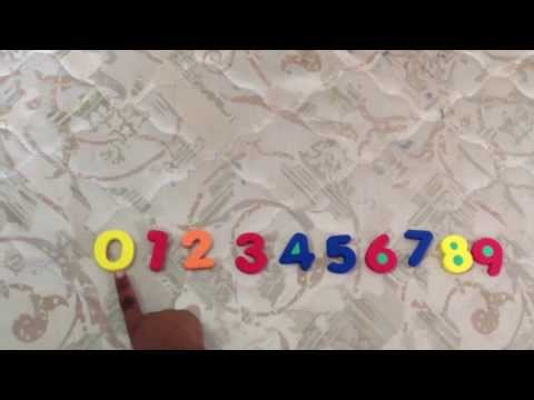 Before and After Numbers - Small Number Big Number