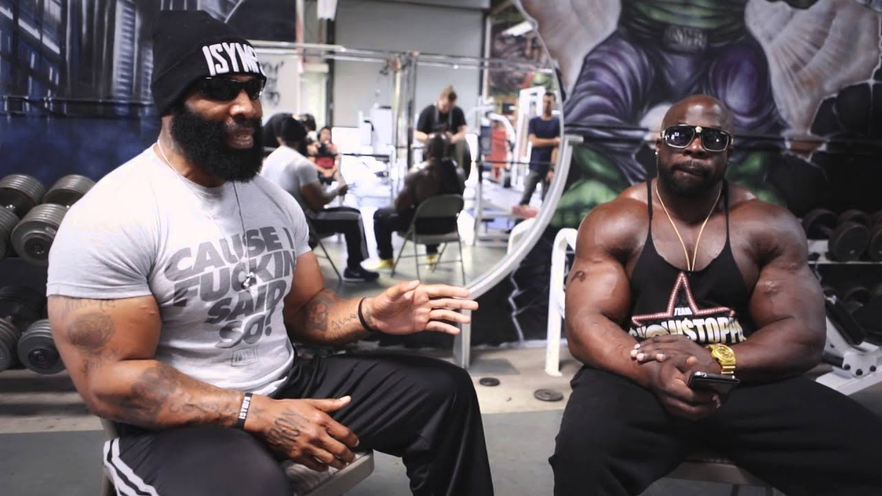 ct fletcher natural or steroids