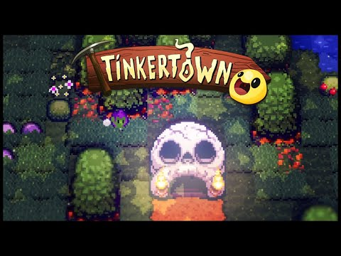 DANGER - Let's play Tinkertown! |