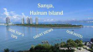 Sanya Hainan Island China Vlog 16