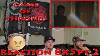 """Download GAME OF THRONES SEASON 8 EPISODE 5 REACTION """"THE BELLS"""" PT 2 Mp3 and Videos"""