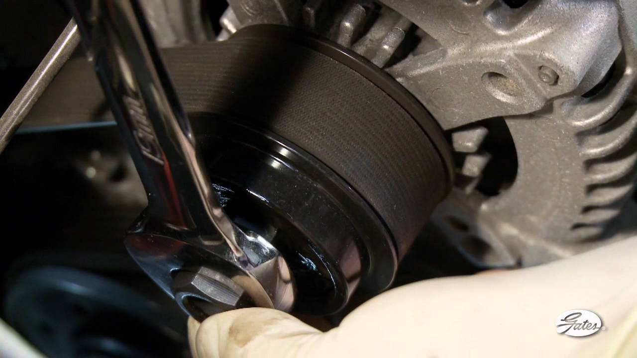 GATES TRAINING: Alternator Decoupler Pulley - How to ...
