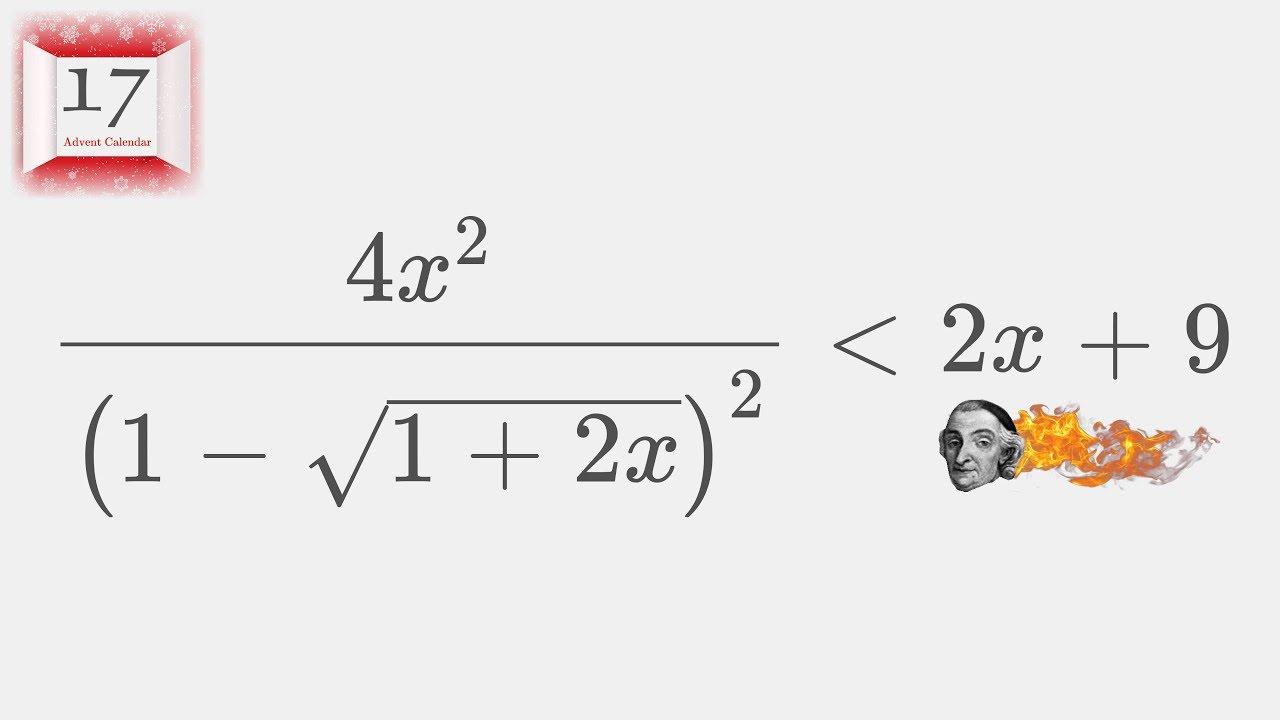 IMO, a very Cool Inequality [ International Math Olympiad