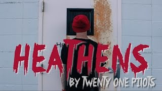 Heathens [Music Video] | Twenty One Pilots