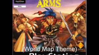 Video Wild Arms - World Map Theme download MP3, 3GP, MP4, WEBM, AVI, FLV Juni 2018