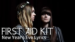 First Aid Kit - New Year