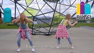 Lær deg Turkis dans! | BlimE 2015 | NRK Super