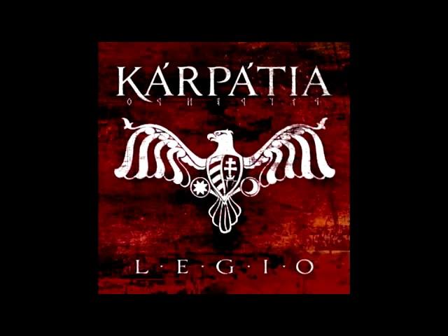 Kárpátia - Légió Teljes album