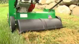 Pre 2015 - Ryan® Ren-O-Thin® Power Rake for Dethatching Lawns