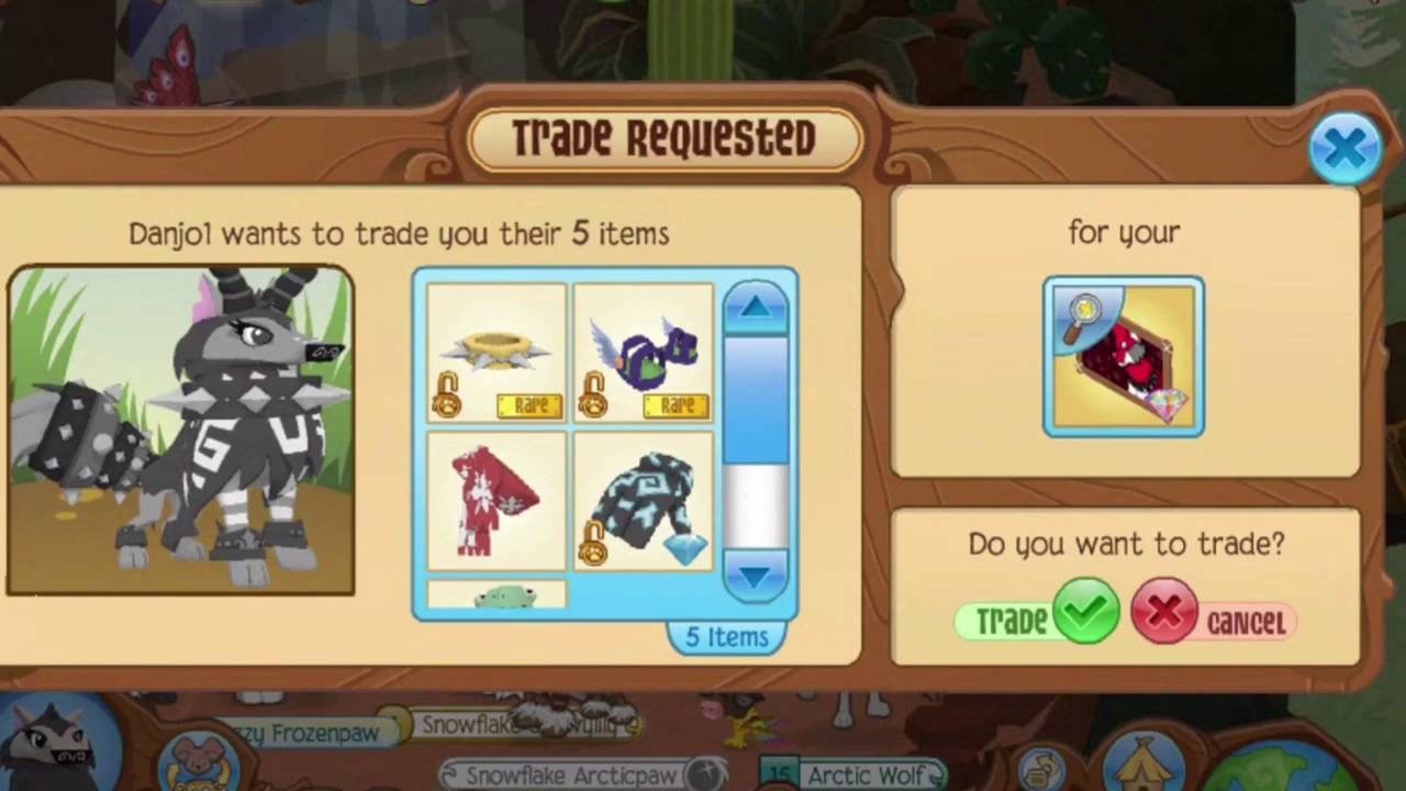 Image of: Amazing Youtube Animal Jam Masterpiece Trade Attempts Youtube