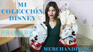 MI MERCHANDISING DE DISNEY ❤ HAUL ABRIL 2018 -  DISNEY, PRIMARK, FUNKO POP