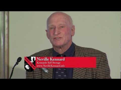 Neville Kennard's Journey to Anarchy