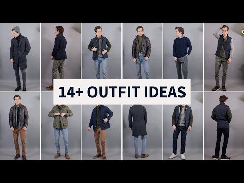 3 Smart Casual Outfit Ideas Fall And Winter Men S Style Effortless Gent Youtube