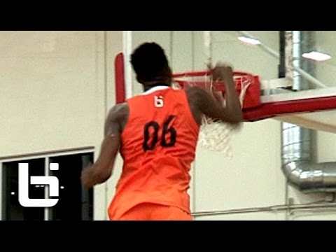 Derrick Jones The BEST Dunker In The Nation!? UNLV Rebel Has INSANE Hops!