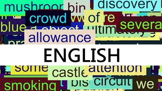 Video 3000+ Common English Words with Pronunciation download MP3, 3GP, MP4, WEBM, AVI, FLV November 2017