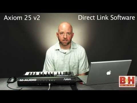 M-Audio Axiom 25 V2 Keyboard Controller