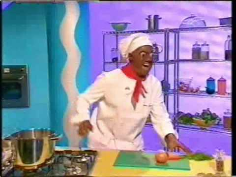 Rory Bremner - Ainsley Harriot