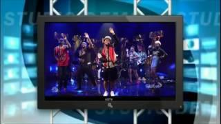 Bruno Mars- Chunky SNL