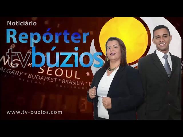 Repórter Tv Búzios - 120ª Edição
