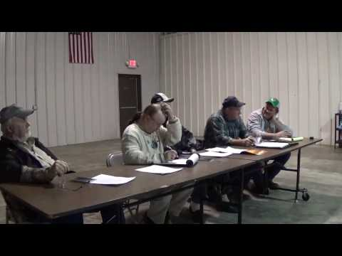 Greenleaf Township 12-15-2016 Planning Commission