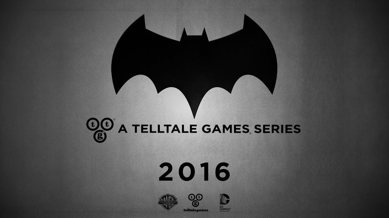 Batman a telltale games series announcement trailer youtube buycottarizona