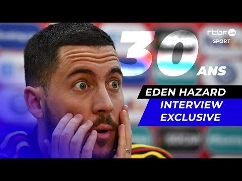 Eden Hazard, interview exclusive pour ses 30 ans