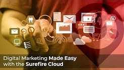 Digital Marketing Made Easy with the Surefire Cloud