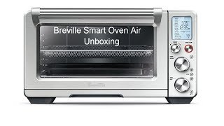 Breville Smart Air Oven With Element Iqtechnology On Qvc