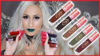 NEW⚠️  Real B Cosmetics CUBA LIBRE & BOHEMIAN COLLECTIONS!