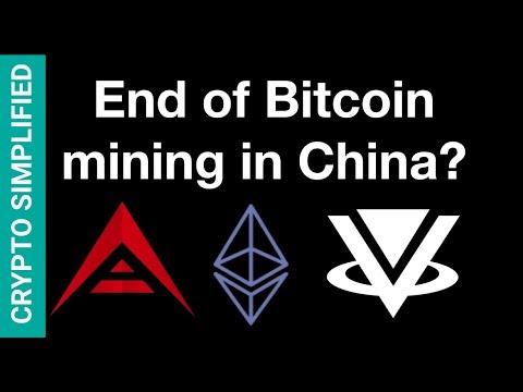 Opportunities with China's Ban on Bitcoin Mining? ARK VIBE to the moon! 1 Lakh Ethereum!