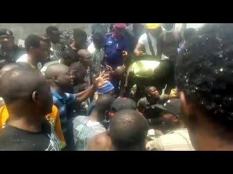 Ita-Faji Lagos school building collapse