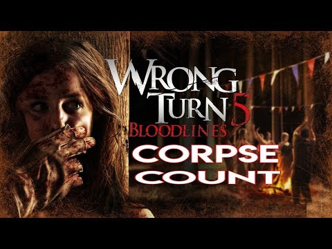 Wrong Turn 5 Bloodlines (2012) Carnage...