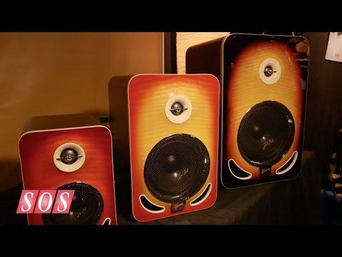 Gibson LP4, LP6 & LP8 - AES 2014