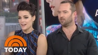 jaimie alexander sullivan stapleton dish on season 3 of blindspot today