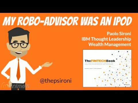 FinTech Book, Robo-Advisors and iPod