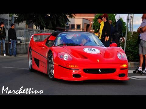 2x Ferrari F50 Engine Sound Youtube
