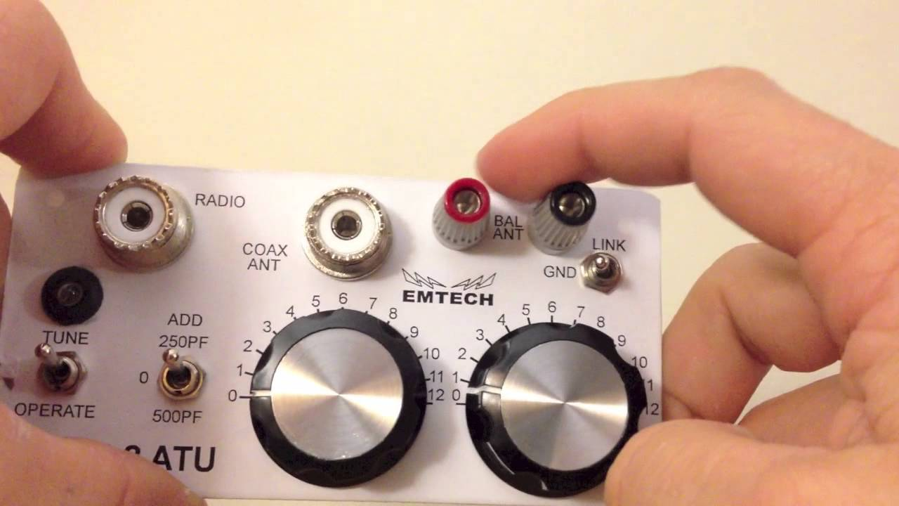 Product Review of EMTECH ZM-2 Tuner Kit home assembled!