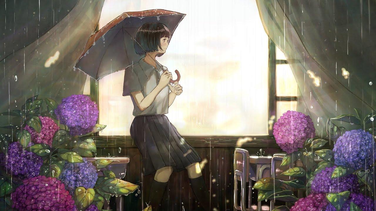 Relaxing Sleep Music - Rain Sounds, Relaxing Music, Piano Music | Insomnia