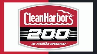 Clean Harbors 200 At Kansas Speedway | Saturday, Oct. 17 2020
