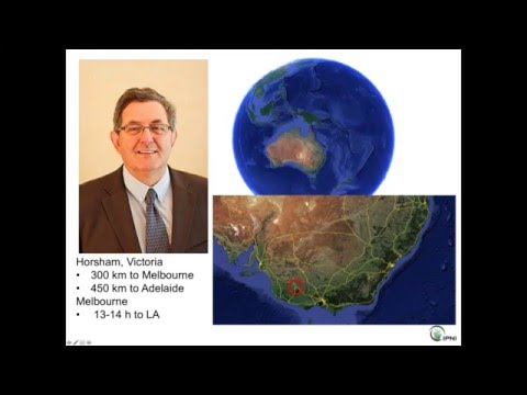 IPNI Webinar Series: Climate Change, Carbon Dioxide and Crop Nutrition, What Will the Future Bring?