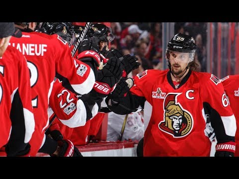 Ottawa Senators 2016-2017 *Incredible* NHL Stanley Cup Playoff Run! (All Games)