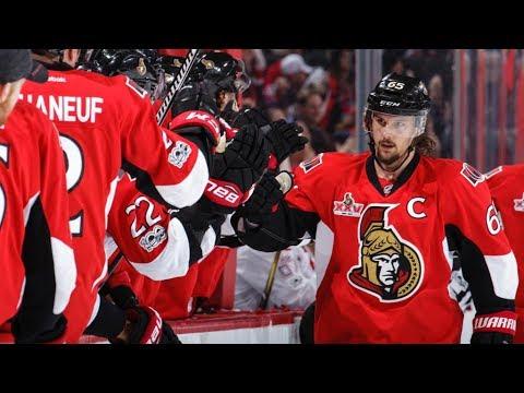 Ottawa Senators 2016-2017 *Incredible* NHL Stanley Cup Playoff Run! (All Games)
