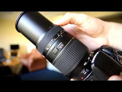 Tamron 70-300mm f/4-5.6 LD Di Macro lens review (with samples)