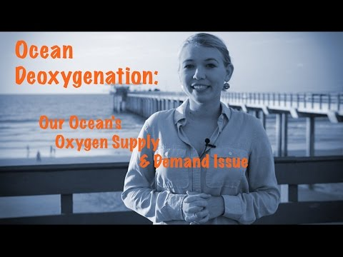 Ocean Deoxygenation: Our Ocean's Oxygen Supply & Demand Issue