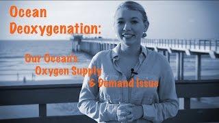 Ocean Deoxygenation: Our Ocean's Oxygen Supply & Demand Issue